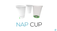 Nap Concepts Developed a Hybrid Disposable Cup