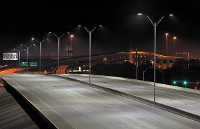 The City of Baytown, Texas Has Installed Around 350 Cree LEDway Streetlights on Freeways