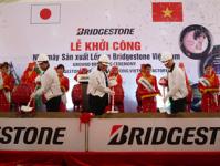 Bridgestone Has Begun The Construction on a New Car Tyre Plant