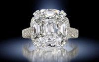 14.07-carat Diamond Ring by David Morris Was The Top Lot of Bonhams Fine Jewellery Sale