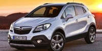 Production of The Opel Mokka Will Move From Korea to Spain