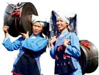 The Zhuang Have a Number of Dances