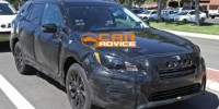 The Fifth Generation Subaru Liberty Has Been Spied