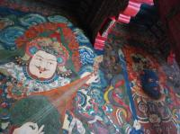 A Thangka Is a Painted or Embroidered Banner