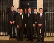 Microsoft Launch of Microsoft's Get on Initiative at Downing Street on 7 November