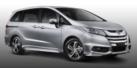 Honda Odyssey Will Be Offered with a First-Ever Eight-Seat Option