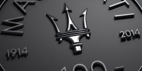 Maserati Has Announced Details of Its 2014 Centenary Celebrations