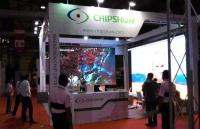 Chipshow's LED Displays Appearance in India Exhibition