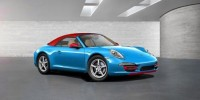 A New Eco-Conscious Porsche 911 Blu Edition Have Unveiled for Leaked Official Image