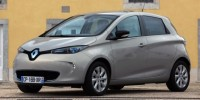 The Renault Zoe Is a Full Electric-Vehicle with No Internal Combustion Engine
