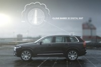 Volvo Cars Attempt to Launch Self-Driving Cars on Public Roads