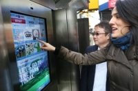 More Than 250 Touch-Screen Digital Signage Displays Are at The Heart of a Unique Program