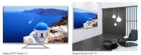 Sharp Released LC-60LE751 Series of 60-Inch Aquos LED TVs and Remote Control APP