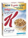 Kellogg Australia Has Reformulated Special K