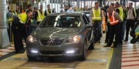 Holden VF Commodore Started to Product at The Brand' S Manufacturing Facility in Australia
