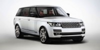 Images and Details of The First Long-wheelbase Range Rover Have Been Released
