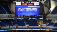 Daktronics Showed an Integrated LED Video Display System at The Wembley Stadium in London
