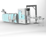 Serac Develope a Blow Molding-Filling-Capping Line