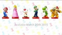 Nintendo Announced The Mario Series Amiibo to Launch with Functionality in Certain Game