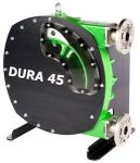 The Verderflex Dura 45 Combines a Close-Coupled Pumps Compactness with a Long Coupled Pump