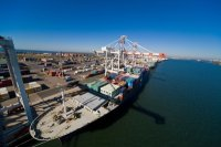 The Port of Brisbane Recorded Container Throughput of Over 1 Million Containers Firsty