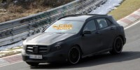 Photos of Mercedes-Benz's Hotted up 'baby-Suv' Have Just Surfaced