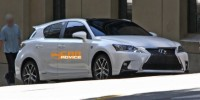 The Facelifted Lexus CT200h Was Completely Revealed in a Set of Shots