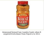 Continental Mills Has Acquired Kretschmer Wheat Germ Owner Sun Country Foods