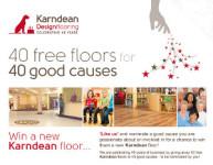 Karndean Designflooring Is Marking Its 40th Anniversary