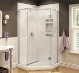 Tile Redi's New Redi Neo Is Taking a New Angle on Showers