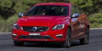 The 2014 Volvo S60 and V60 Are Now on Sale with Fresh Styling and New Technologies