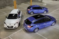 a Revised Renault Megane Range Has Launched Locally
