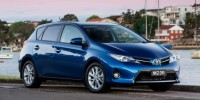 Toyota Corolla Has All But Sewn up Australia's 2013 Sales Crown