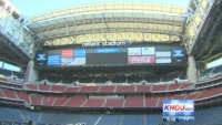 Two High Definition LED Displays to Be Installed at Reliant Stadium in Houston