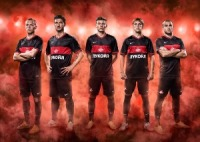 Stylish Comeback Made by Black in Spartak Players Nike Kit
