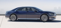 Ford's Luxury Car Division Lincoln Has Introduced The Lincoln Continental Concept
