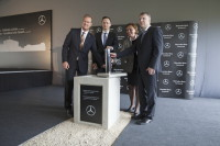 Daimler to Invest Eur580m in Hungarian Mercedes-Benz Plant in Kecskemet