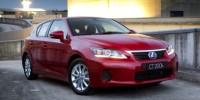 The Lexus CT200h Hatch Range Has Been Tweaked with New Features