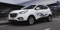 The First Assembly Line-Produced Hyundai IX35 Fuel Cell Vehicles Have Been Delivered