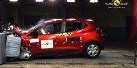 Renault Clio Has Earned The Maximum Five-Star Safety Rating