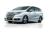 Honda Begins Sale of Hybrid, Refreshed Odyssey and Odyssey Absolute