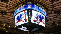 Madison Square Garden Will Unveil Its New Scoreboard on Oct. 25