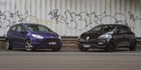 Ford Fiesta ST Win Against Its Peugeot 208 GTI and Volkswagen Polo GTI Rivals