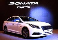 Hyundai Unveils Next Generation Sonata Hybrid