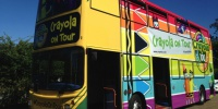 Crayola Enjoys Bus Tour Success