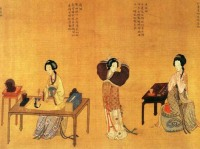 Feminine Beauty Has Been Celebrated Over The Centuries in China