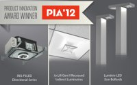 Cooper Lighting LED Products Are Recognized for Ingenuity in Products PIA Competition