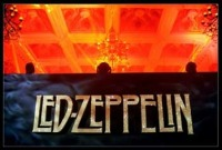 PR Supplied All Technical Elements for The Recent London Launch of Legends'led Zeppelin