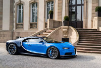 Bugatti To Debut Its Chiron At The Geneva Motor Show