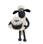 The Sheep Marshmallow Cake Kit with The Sheep Shaun Will Be Launched